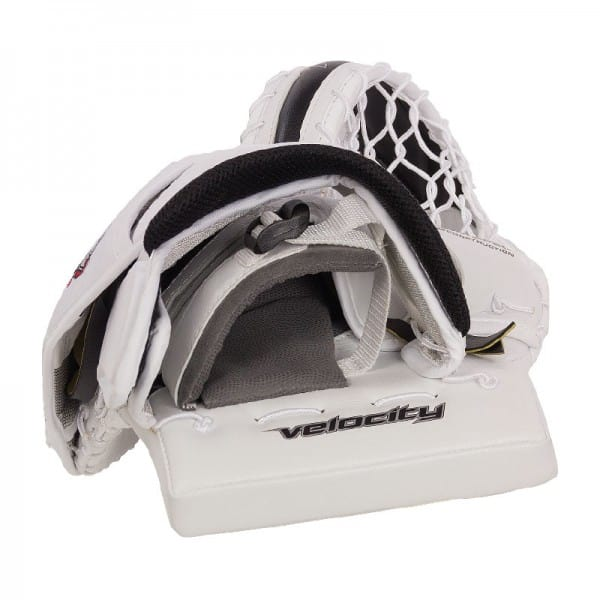 e202c5b982a Vaughn Velocity V7 XR Pro Senior Goalie Catch Glove