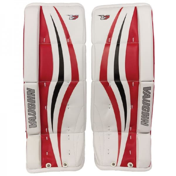goalies plus vaughn velocity v7 xr junior goalie leg pads