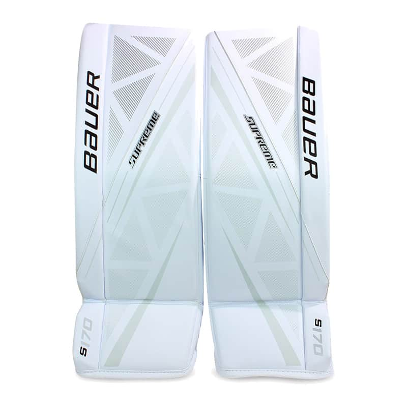Goalies Plus | (Best Price) Bauer Supreme S170 Senior Goalie Leg Pads