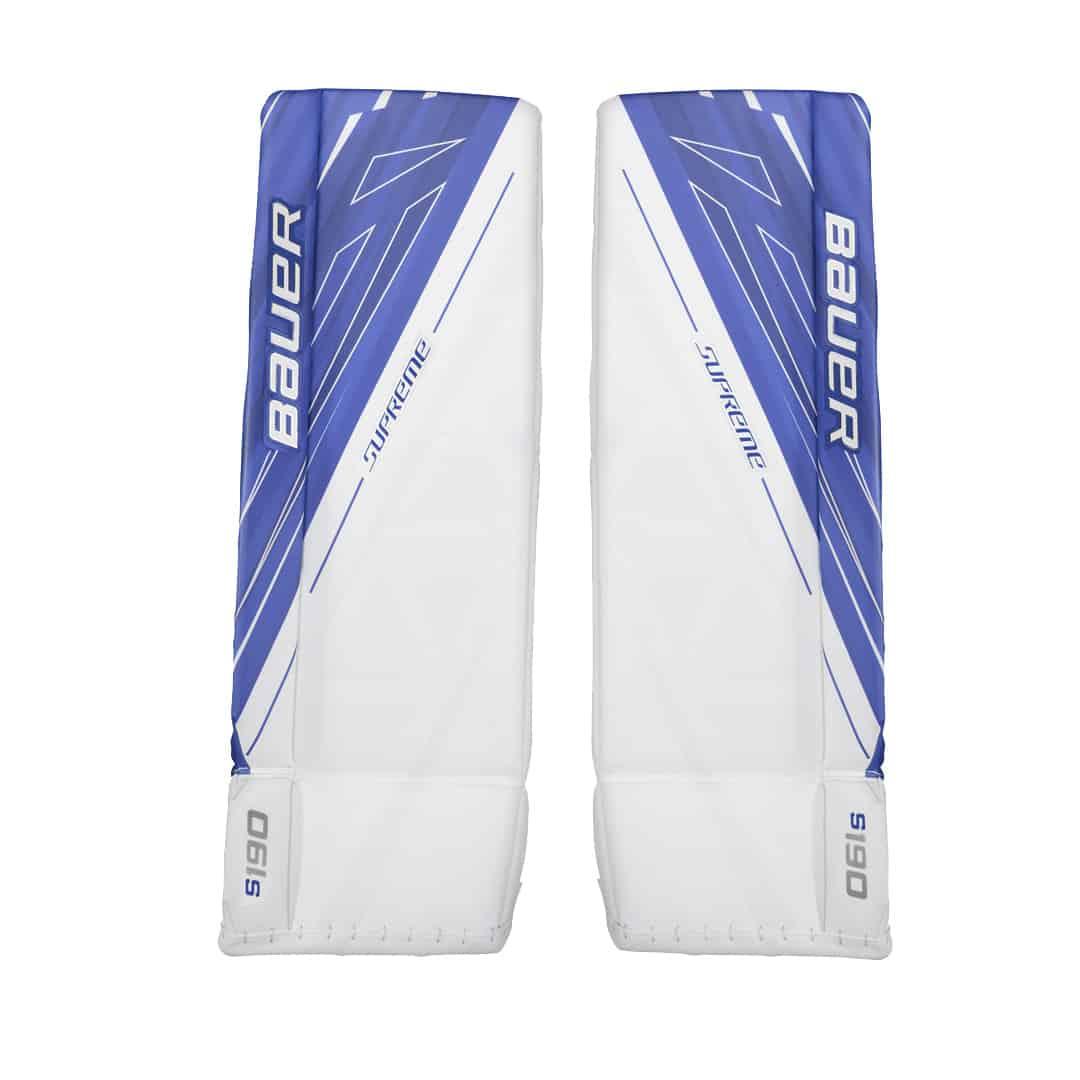 Bauer Supreme S190 Goalie Leg Pads