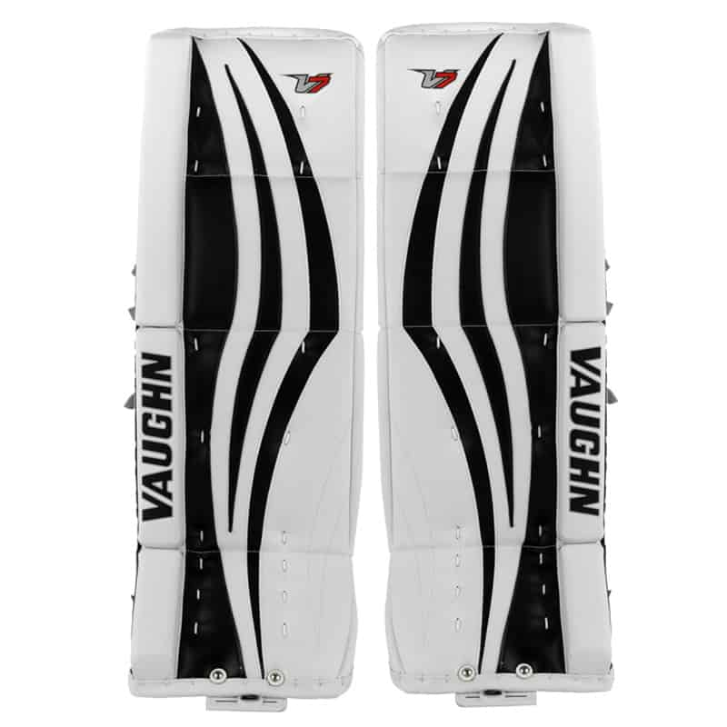 goalies plus vaughn velocity 7 xr pro senior goalie leg pads