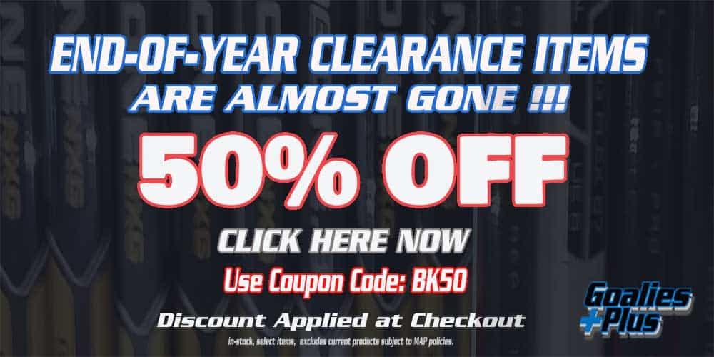 goalies plus clearance sale ice hockey