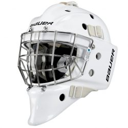 Bauer Profile 950X Sr. Certified Straight Bar Goalie Mask