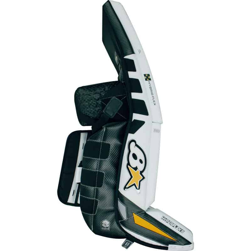 f16395748d3 Brians G-Netik Pro 3 Goalie Leg Pads