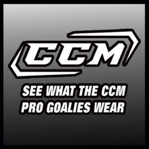 CCM Goalies Hockey Goalie Equipment