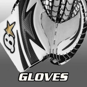 Goalies Plus Ice Hockey Catch Gloves Bauer Vaughn CCM Brians Warrior