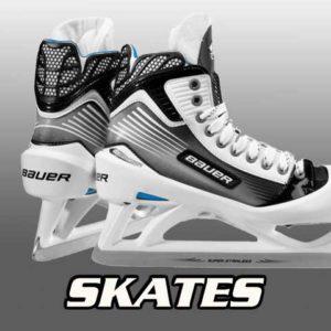 Goalies Plus Ice Hockey Skates Bauer Vaughn CCM Brians Warrior