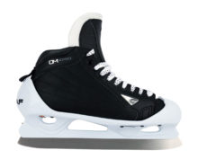 Graf DM1050 White Goalie Skates