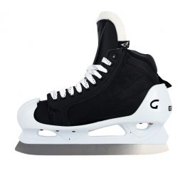 Graf DM1050 White Goalie Skates