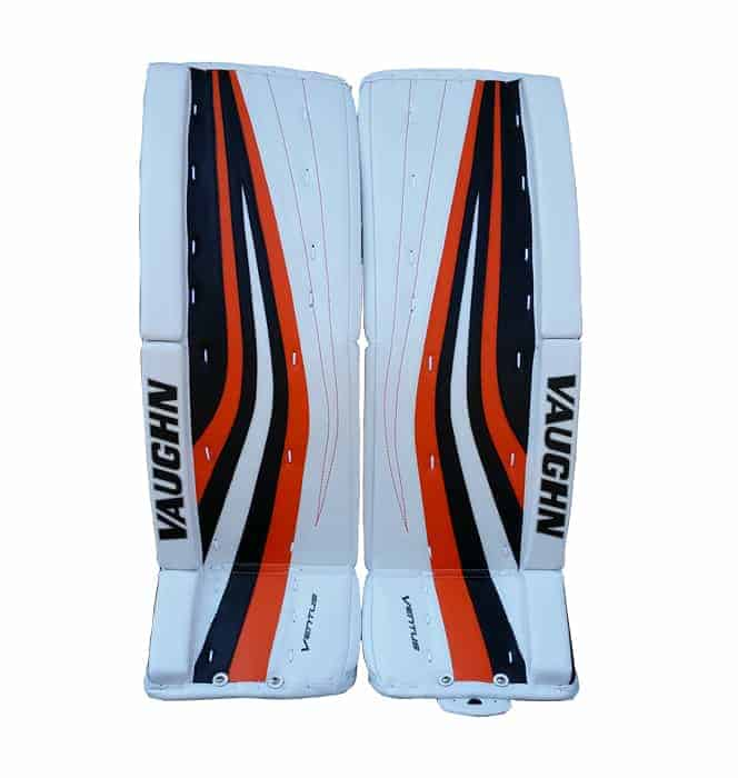 goalies plus vaughn vpg ventus slr pro senior goalie leg