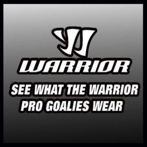 Warrior Goalies Hockey Goalie Equipment