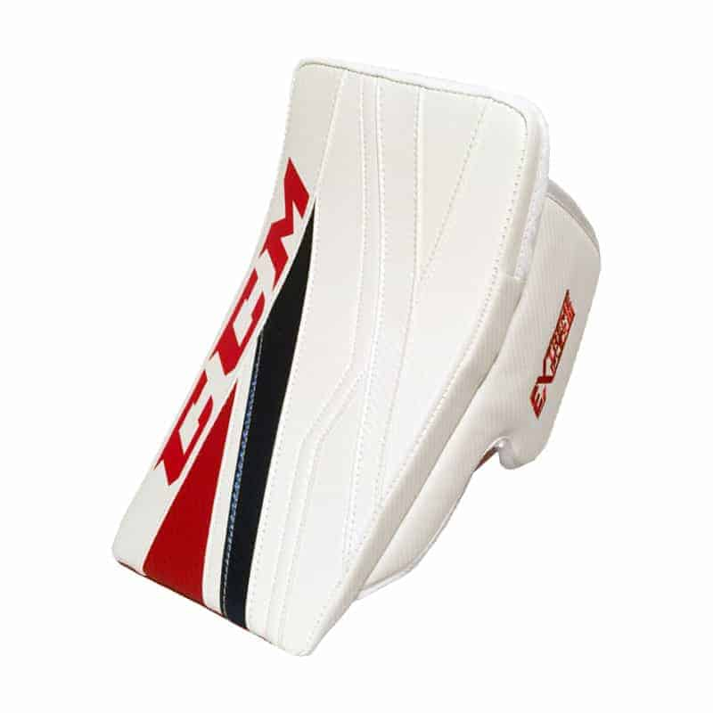 CCM Extreme Flex III Senior Goalie Blocker