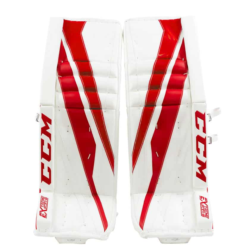 CCM Extreme Flex III Senior Goalie Leg Pads - Custom