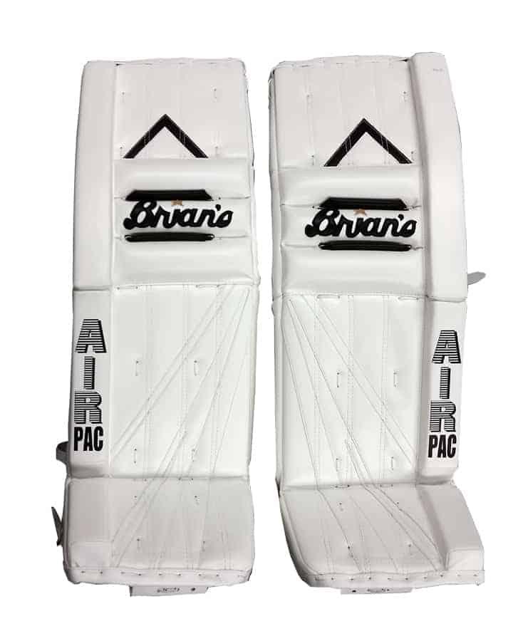 Brian's Heritage Goalie Leg Pads