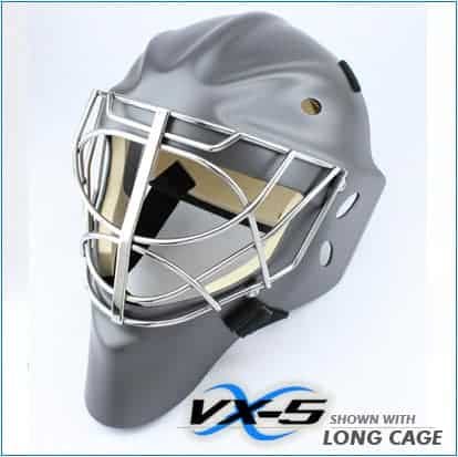 8a0cf9d8e73 Sportmask Pro Series VX-5 (Long Cage) Senior Goalie Mask