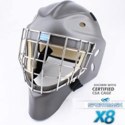 Sportmask X8 Junior Goalie Mask