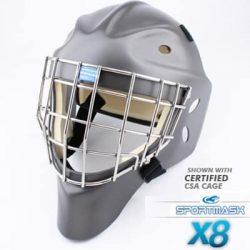 Sportmask X8 Junior Goalie Mask