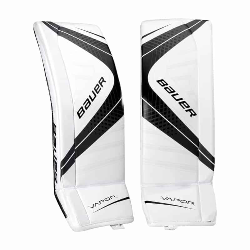 Goalies Plus Best Price Bauer Vapor X700 Junior Goalie Leg Pads