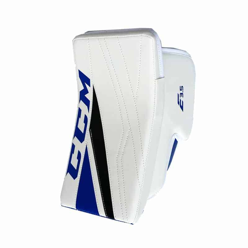 CCM Extreme Flex E3.5 Senior Goalie Blocker