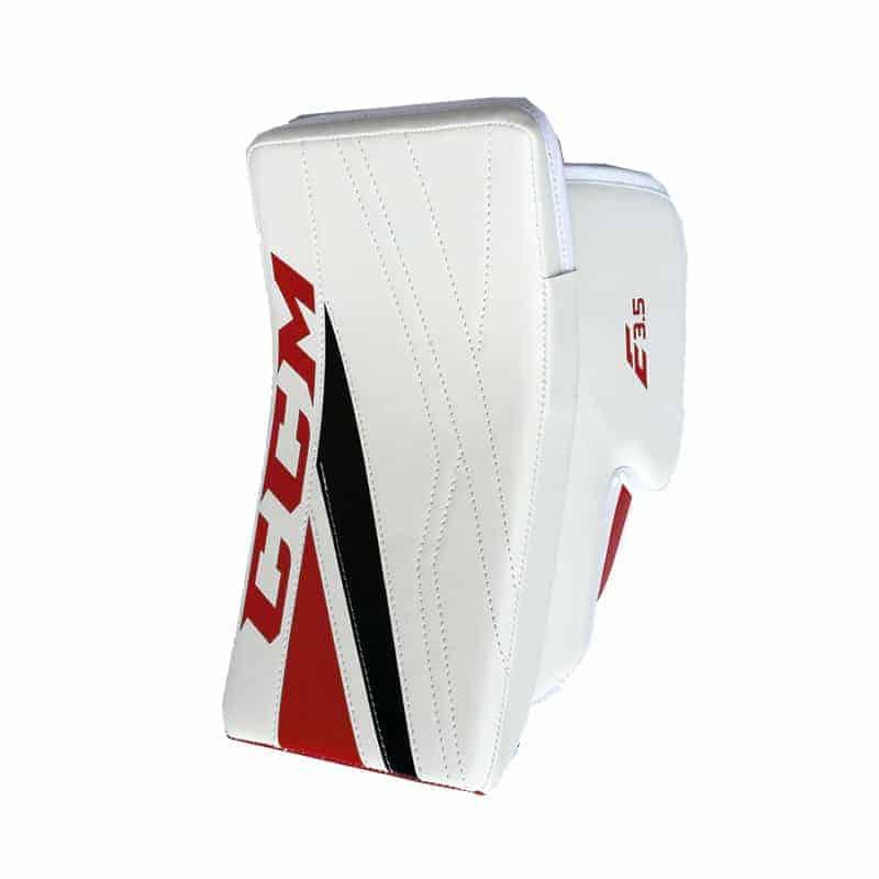 fb878dd9988 CCM Extreme Flex E3.5 Junior Goalie Blocker