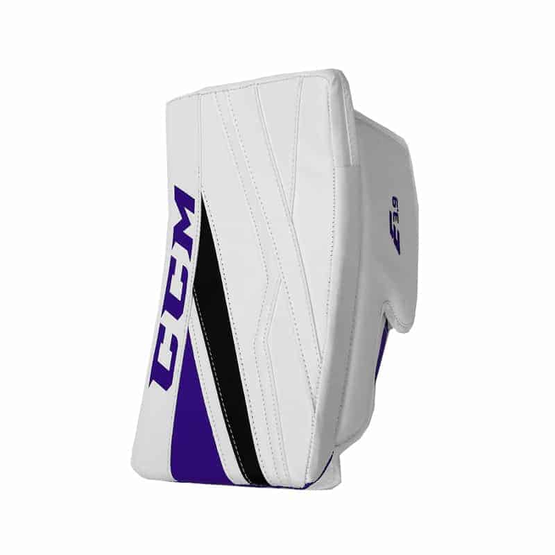 CCM Extreme Flex E3 9 Intermediate Goalie Blocker