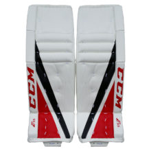 CCM Extreme Flex E3.5 Senior Goalie Leg Pads - Double Break