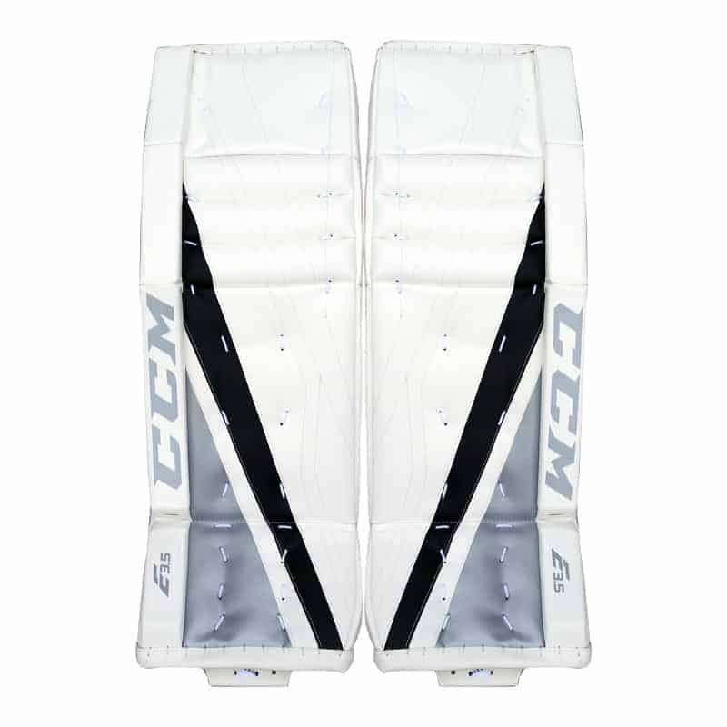 how to choose goalie pad size kid