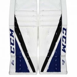 CCM Extreme Flex E3.5 Senior Goalie Leg Pads - Single Break