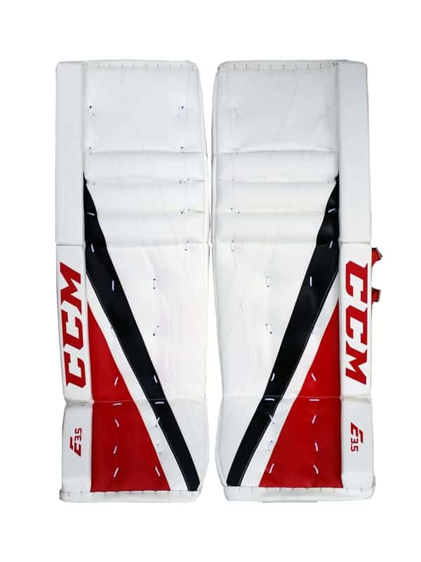 CCM Extreme Flex E3.5 Junior Goalie Leg Pads - Single Break