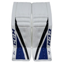 CCM Extreme Flex E3.9 Senior Goalie Leg Pads - Single Break