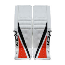 CCM Extreme Flex E3.9 Junior Goalie Leg Pads - Single Break