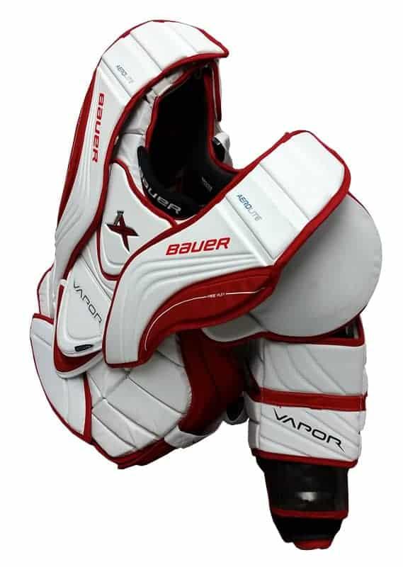 5456f736b09 Bauer Vapor 1X Senior Goalie Chest   Arm Protector