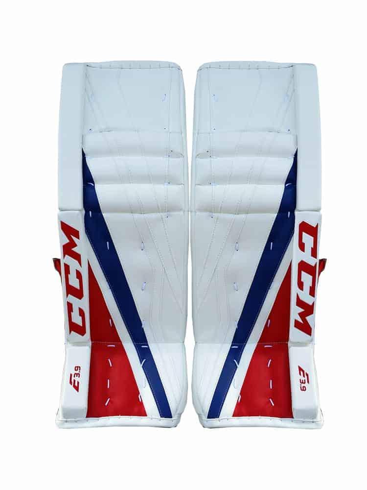CCM E-Flex E3.9 Senior Goalie Leg Pads - Carey Price Custom