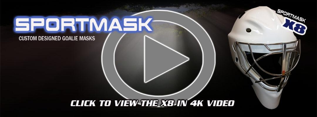 Sportmask - Ice Hockey Goalie Masks