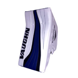 Vaughn Ventus SLR Pro Senior Goalie Blocker in Black, Blue and White