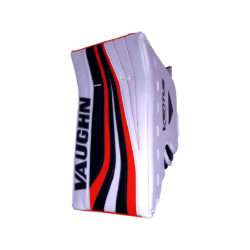 Vaughn Ventus SLR Pro Senior Goalie Blocker in Black, Orange and White