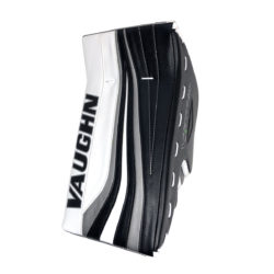 Vaughn Ventus SLR Pro Senior Goalie Blocker in Black, Silver and White