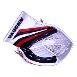 Vaughn Ventus SLR Pro Senior Goalie Glove in Black, Red and White