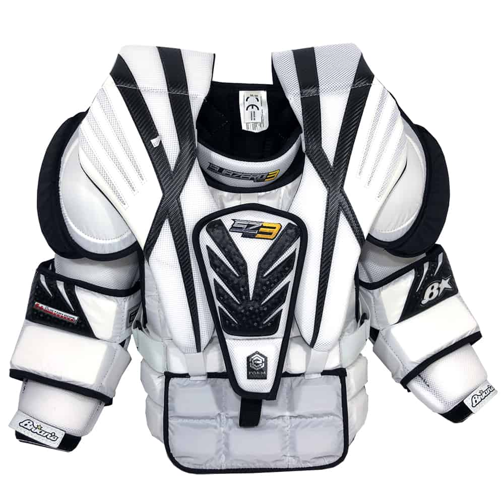 Goalies Plus Best Price Brians Sub Zero 3 Senior Chest Protector