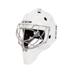 CCM 1.9 Senior Non-Certified Cat Eye Goalie Mask Front