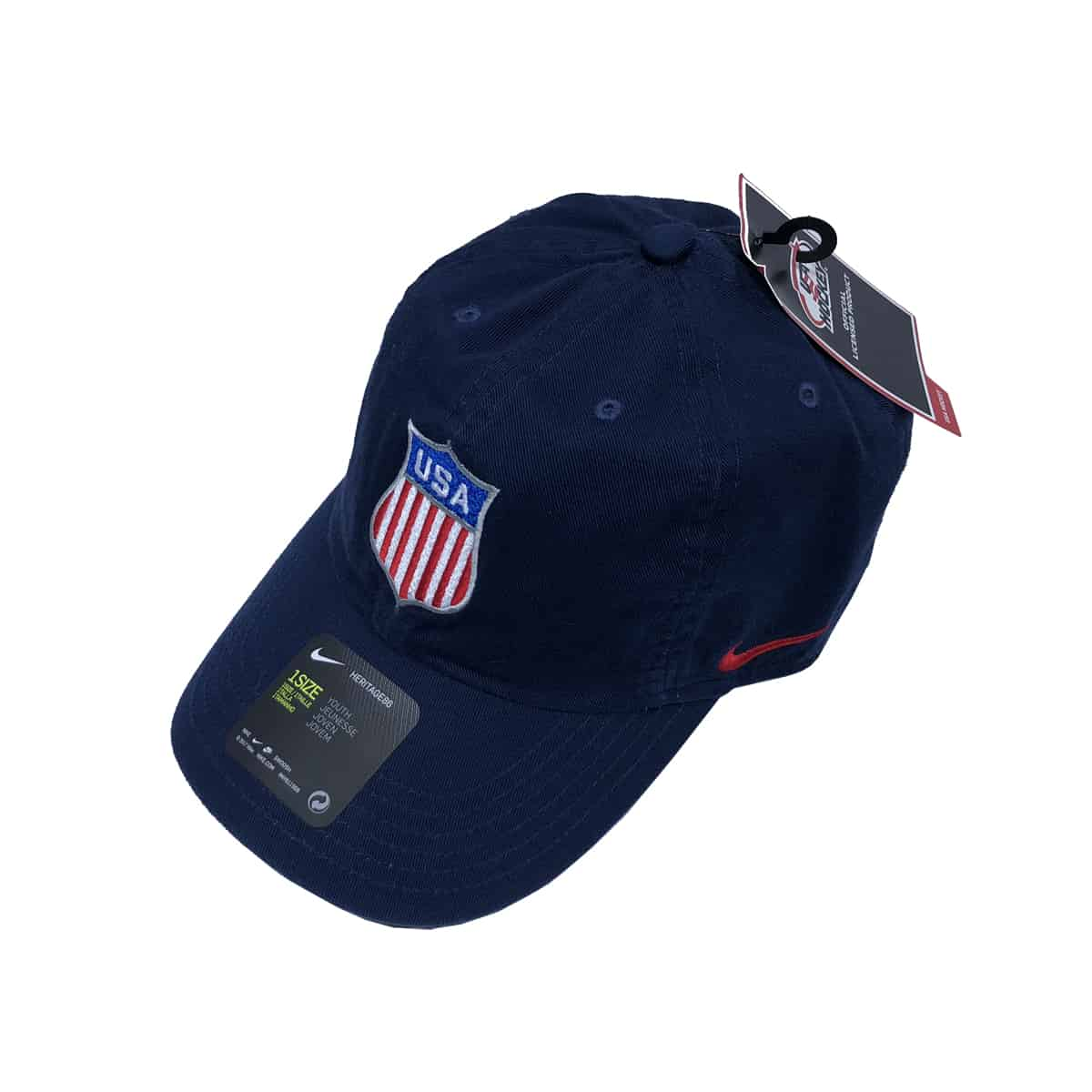USA Hockey Heritage 86 Hat in Navy (Front)