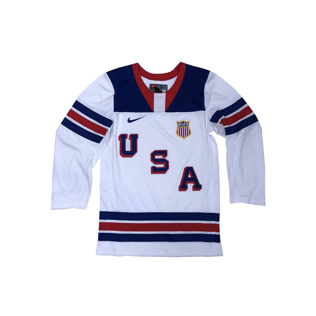 USA Hockey Nike 1960 Replica Jersey 1e0a20d99b0ef
