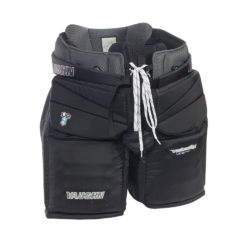 Vaughn Velocity VE8 Pro Senior Goalie Pant in Black