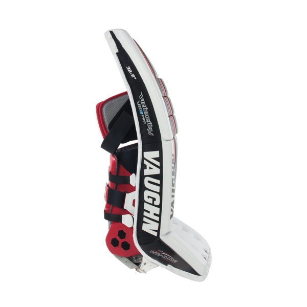 Vaughn Velocity VE8 Pro Senior Leg Pads Outside