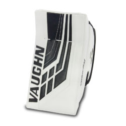 Vaughn Velocity VE8 Pro Senior Goalie Blocker in White and Black