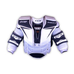 CCM Extreme Flex Shield II Senior Chest Protector in White