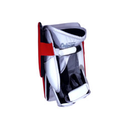 CCM Premier P2.9 Senior Goalie Blocker in Black, Red and White on Back