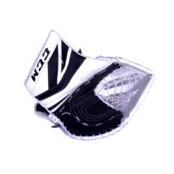 CCM Premier P2.9 Senior Goalie Catch Glove in Black and White