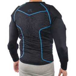 Vaughn Velocity VE8 Padded Compession Shirt Back