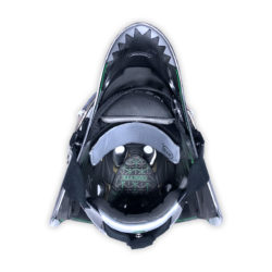 Bauer NME VTX Senior Goalie Mask inside